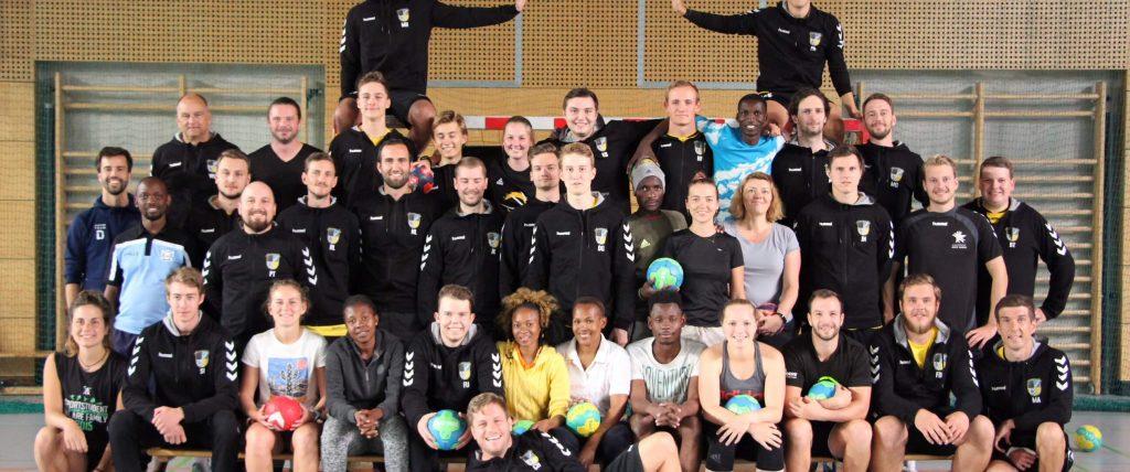 Sportler aus Pullach und Botswana